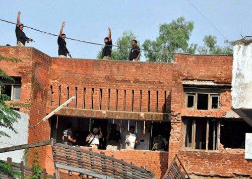 Punjab terror attack: GPS points to Pakistan angle