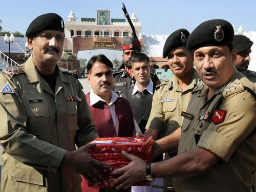 Pakistan I-Day: No sweets exchanged by BSF, Rangers