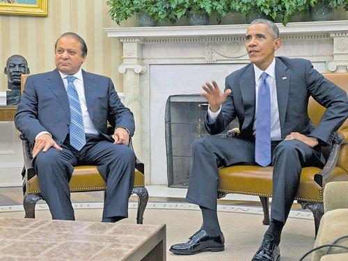 An odd tale of  US-Pakistan ties