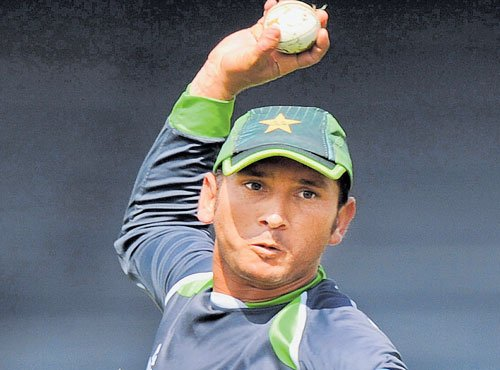 Pakistan to appeal against suspension of Yasir Shah