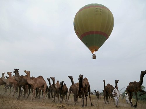 Balloon that was downed had come in Pakistan: Top govt sources