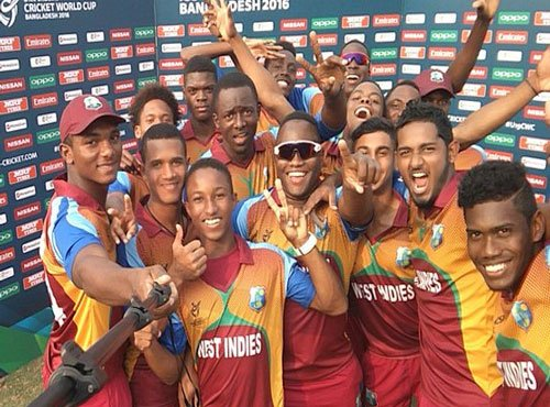 West Indies in semis of U19 World Cup after shocking Pakistan