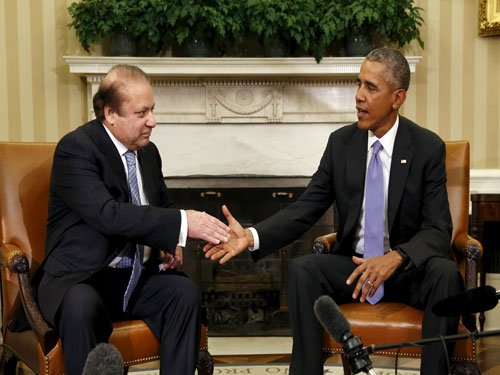 Obama admin decides to sell F-16s to Pakistan
