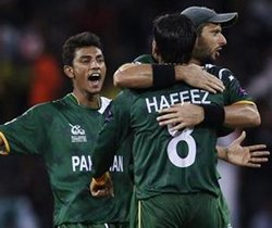 Pakistan warm-up with win over Sri Lanka