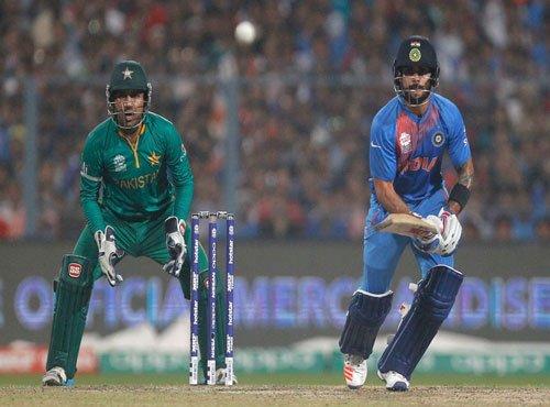 Kohli masterclass helps India to an emphatic win over Pakistan