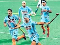 India outclass Pakistan 4-1