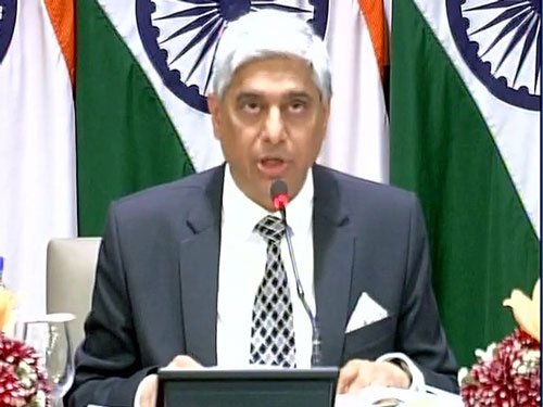 Pakistan's comment on Kashmir reflect its continued attachment to terrorism: MEA