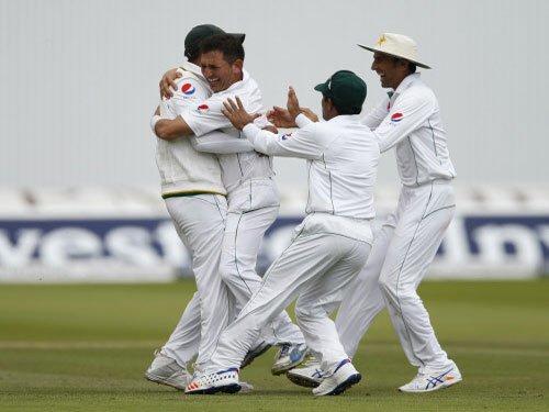 Yasir Shah leads Pakistan to Lord's win over England