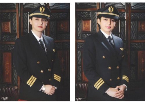 Pakistan pilot sisters make history by co-flying Boeing 777
