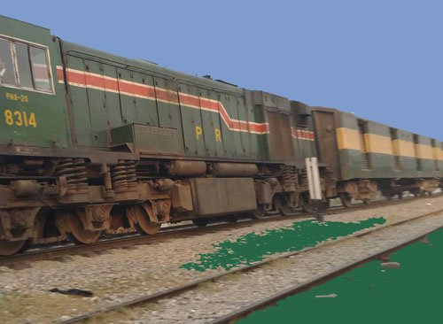 6 killed, 150 injured in train collision in Pakistan
