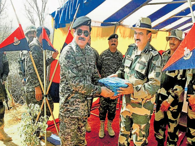 Unprovoked firing: BSF lodges protest with Pakistan rangers