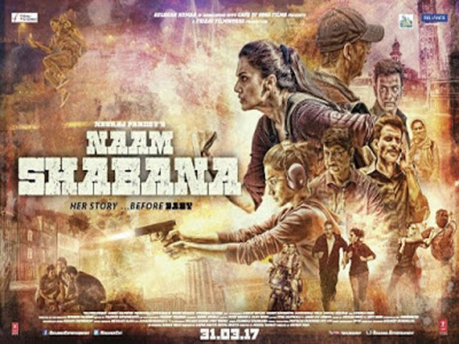 Pakistan bans 'Naam Shabana' a day after its release