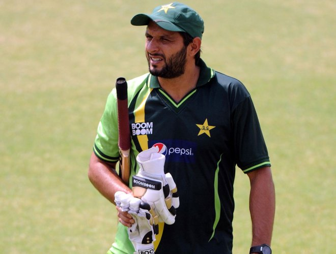 Well-balanced India favourites against Pakistan: Afridi