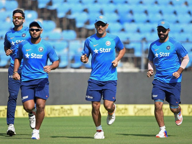 Dual Battle for India: Pakistan on field, controversy off it