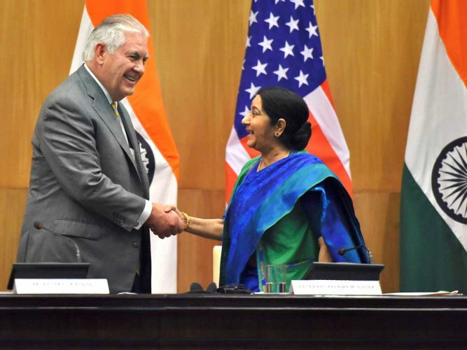 US, India in sync over Pakistan terrorism