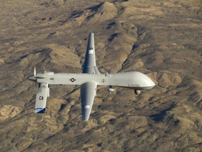 Haqqani militant killed by drone strike in Pakistan: officials