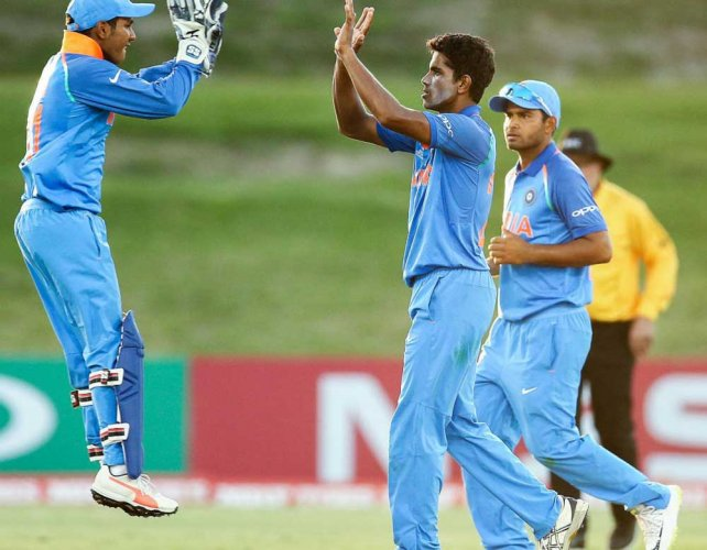 U-19 world cup: India beat Pakistan by 203 runs, face Australia in final