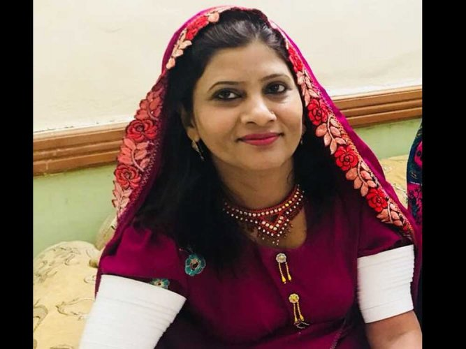 First-ever Hindu Dalit woman Senator sworn in Pakistan