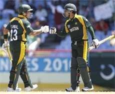Pakistan beat Bangladesh by 21 runs