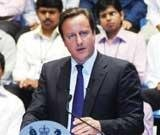 Cameron warns Pakistan against any export of terror