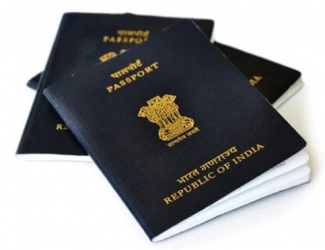 Police have detected a Bangladeshi national who applied for Indian passport by allegedly submitting fake documents. (DH File Photo)