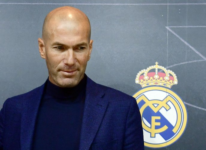 """Zidane left Bale out of the Real squad for Saturday's 3-1 exhibition loss to Bayern Munich in Houston, and after the match he revealed he had been dropped because the club were """"working on his departure"""", adding that he hoped it happens soon, """"for everyon"""