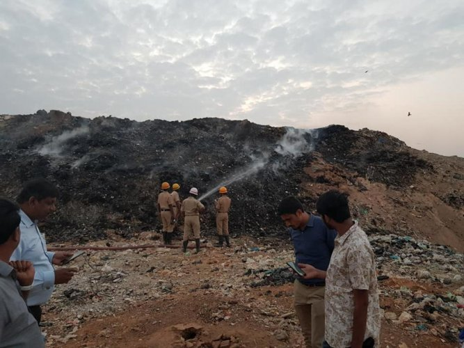 The BBMP wants to set up two scientific landfill sites.