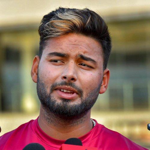 Indian batsman Rishabh Pant (PTI File Photo)