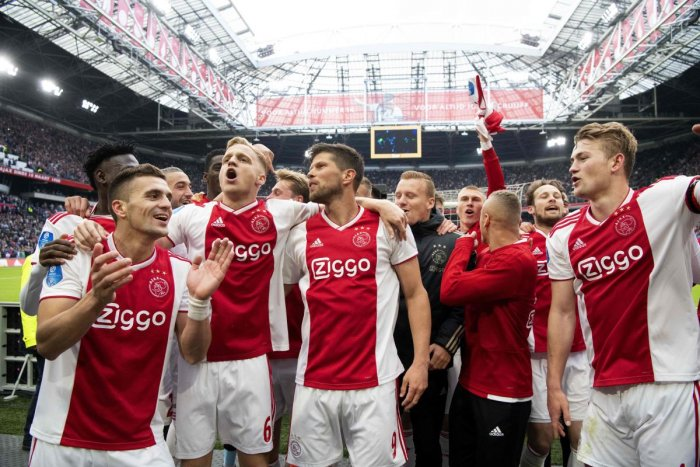 Ajax have lost some of their key player in this year's transfer season. Photo credit: AFP
