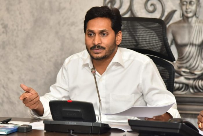 Amid the din, the government introduced six bills on various subjects, which Chief Minister Y S Jagan Mohan Reddy called historic.