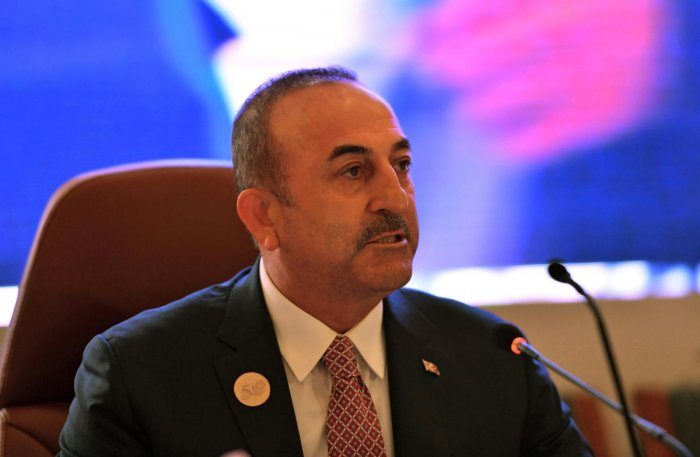 Foreign Minister of Turkey Mevlut Cavusoglu (Reuters File Photo)