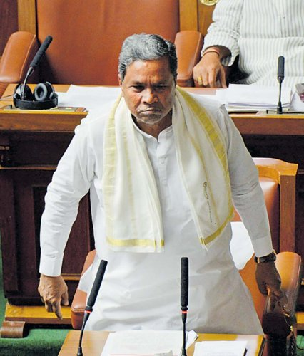 Congress Legislature Party leader Siddaramaiah took to Twitter to welcome the ruling