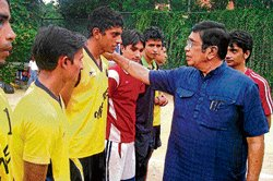 Brewing the sports spirit among youth