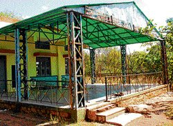 Forest Science Centre plagued by apathy