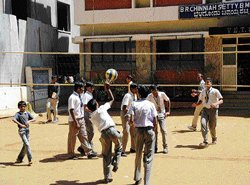 B'lore schools taking to sports training in a big way