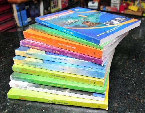 Errors in science textbook stump teachers, students