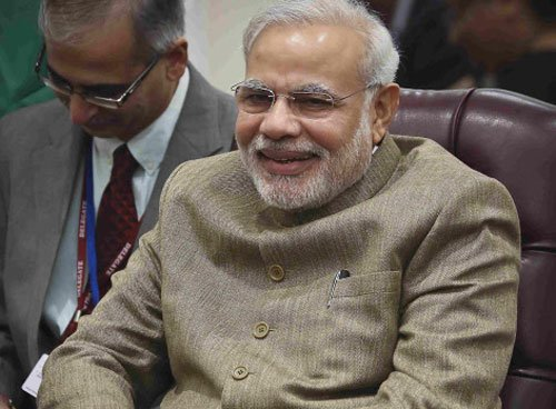 PM Modi grants Rs.450 crore for sports development