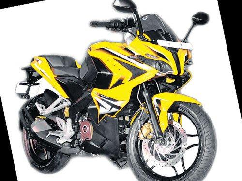 Bajaj tempts sports bike lovers with Pulsar RS 200