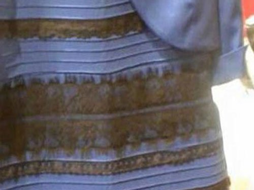 Dress colour illusion tops 10 weirdest science news