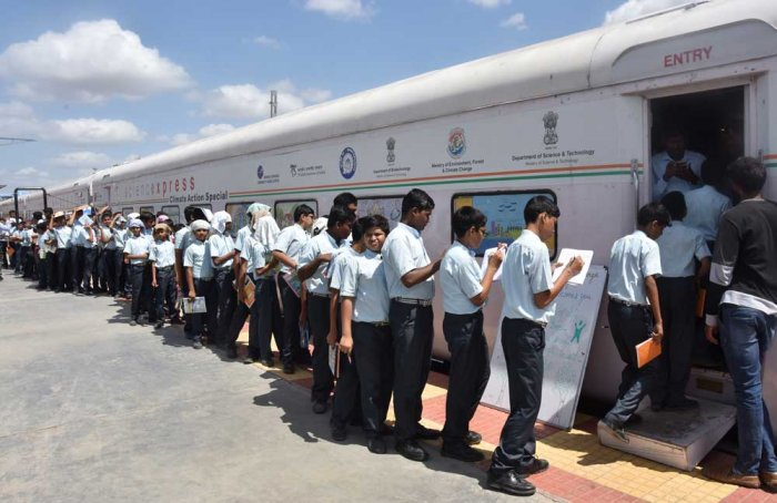 Science express to run on Konkan route