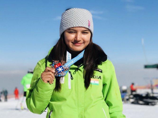 Aanchal hopes ski medal ends govt apathy for winter sports