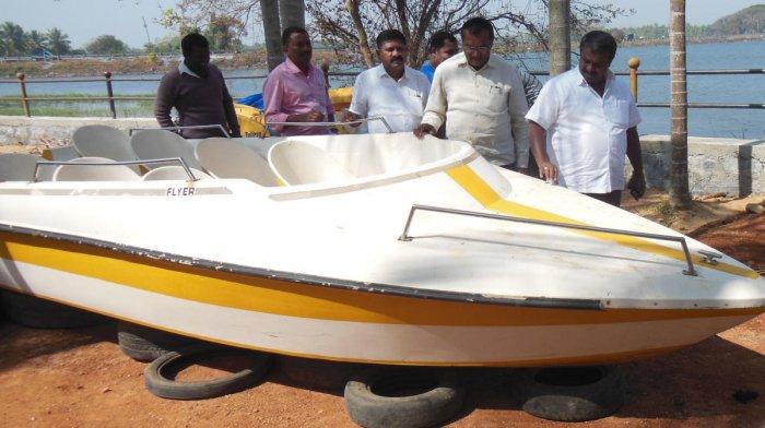 Janivara Lake to host water sports during duodecennial event