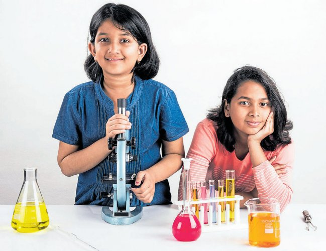 Why are girls and women not choosing a science career?