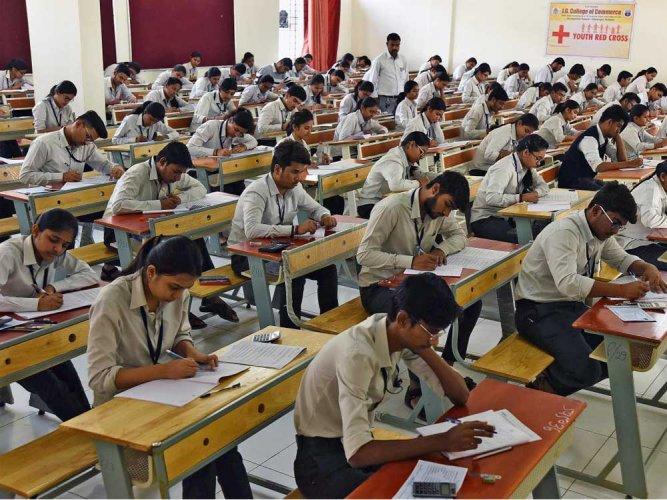 Students claim SSLC Science exam too tough