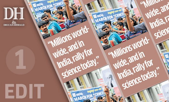March for Science, India needs it