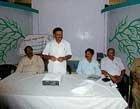 Ward off superstitious beliefs through science articles: Appachu Ranjan