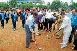 Rs 15 crore for sports: Gulihatti