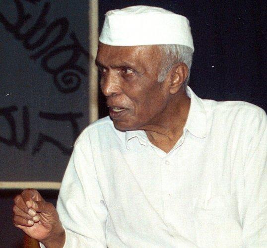 Dr H Narasimhaiah