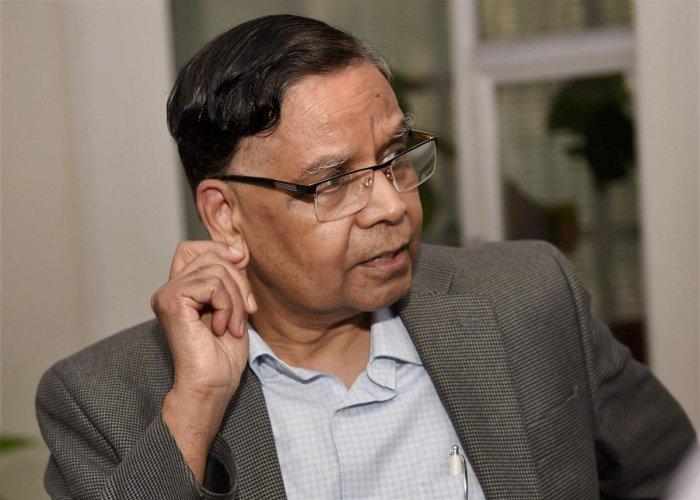 Arvind Panagariya. PTI photo