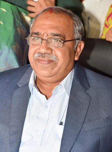 Prof G Hemanth Kumar